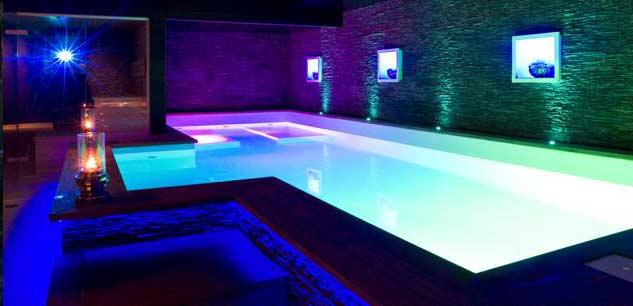 Prive sauna met zwembad antwerpen